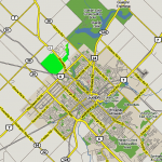 map is courtesy of www.ignatiusguelph.ca